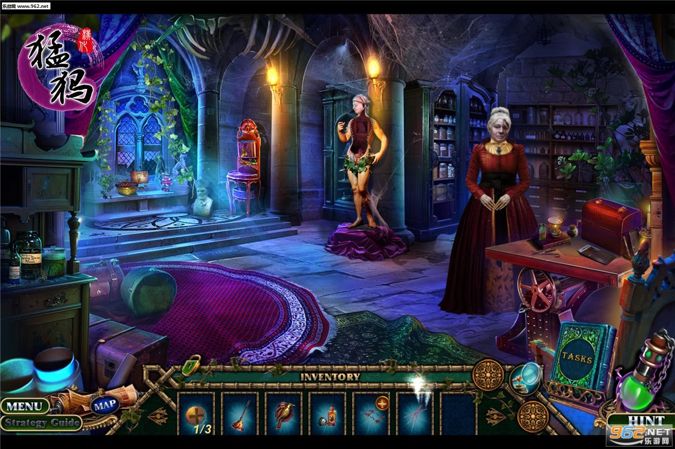 魔法王国:黑暗之种中文典藏版截图4