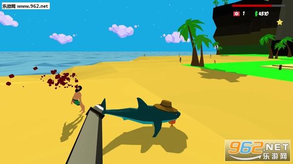 鲨鱼模拟器截图2