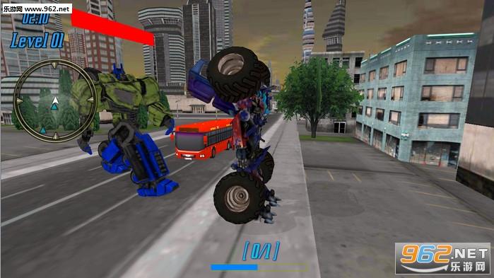 怪兽机器人超级英雄安卓版v1.0_截图4