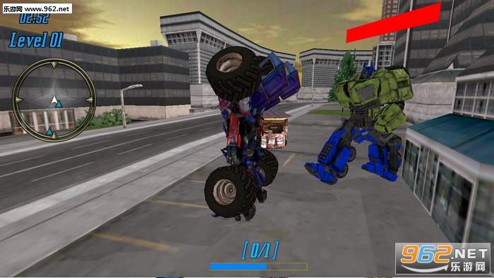 怪兽机器人超级英雄安卓版v1.0_截图3