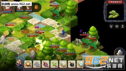 城堡传说2:迪亚佣兵团手游iosv1.0截图1