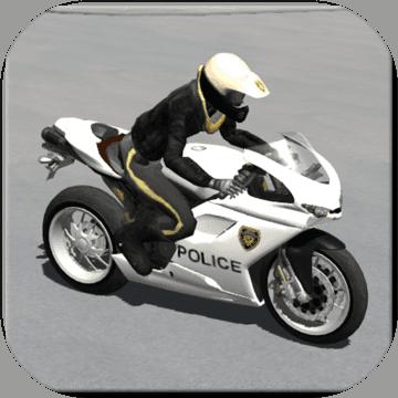 警用摩托车驾驶模拟器安卓版