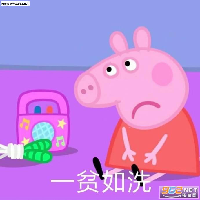 再您妈的见王八羔子小猪佩奇表情包图片|你算