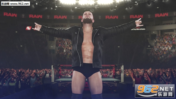 WWE 2K18PC数字豪华版截图0