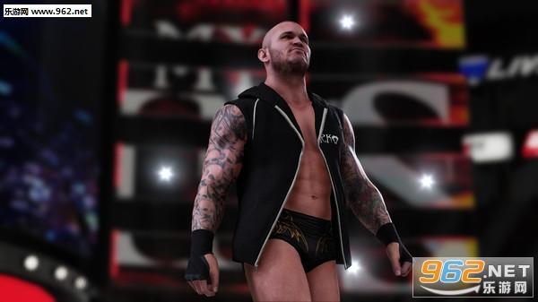 WWE 2K18PC数字豪华版截图1
