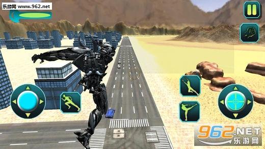 暴龙变形机器人苹果版v1.0_截图3