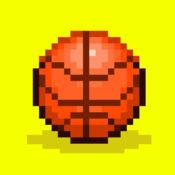 像素投篮游戏