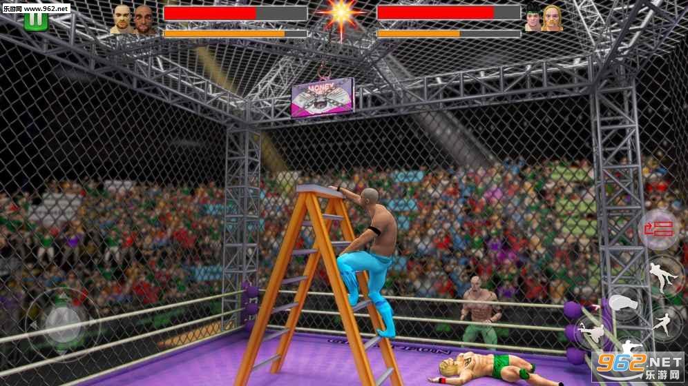 笼中摔跤比赛手游v1.04截图0