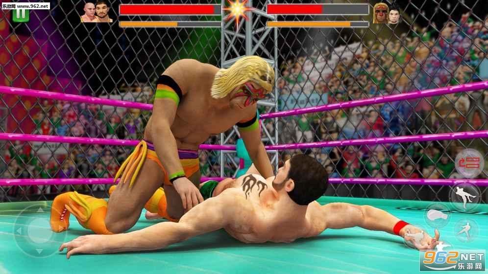 笼中摔跤比赛手游v1.04截图2