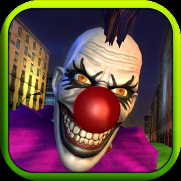 恐怖小丑:万圣节之夜破解版