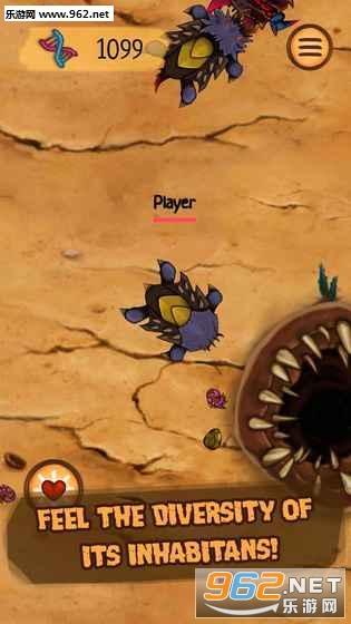 孢子怪物大作战2安卓版v1.03截图2