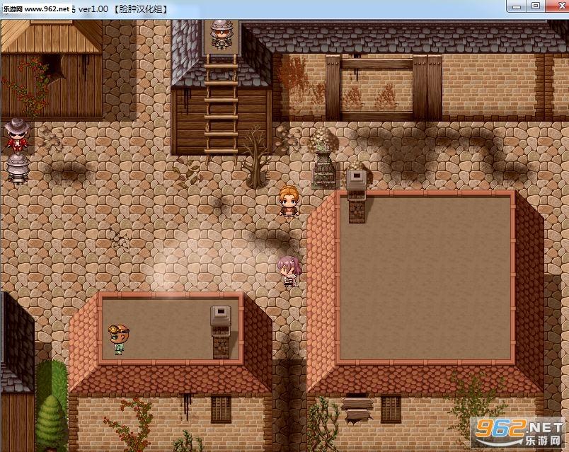 芙兰与罪人之岛(全CG)中文硬盘版截图5