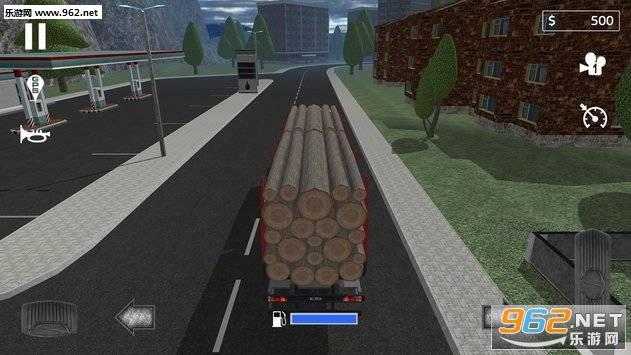 载货卡车模拟安卓版v1.10.1_截图2