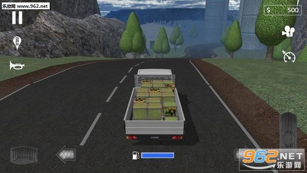 载货卡车模拟安卓版v1.10.1_截图3