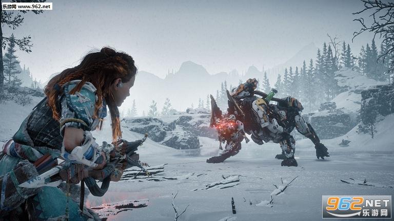 《地平线:零之黎明》冰冻荒原DLC宣传片公布
