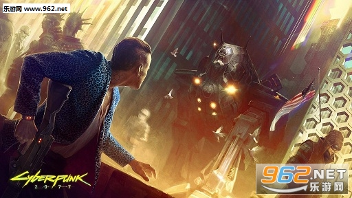 《赛博朋克2077》新情报 官方称将比巫师3更成功