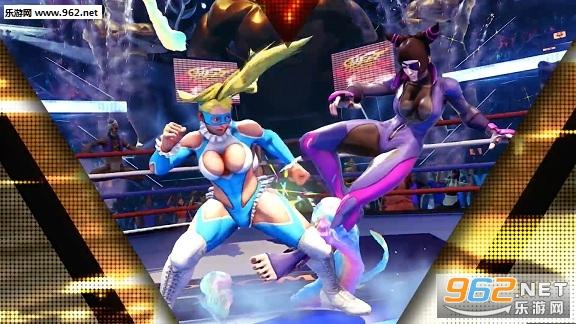 《街头霸王5:街机版》公布 全角色新增第二技能