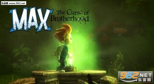 《麦克斯:兄弟魔咒》12月下旬登陆switch 加入触摸操作