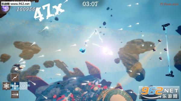 《炽热闪电》12月5日发售 3D射击游戏双竿操作