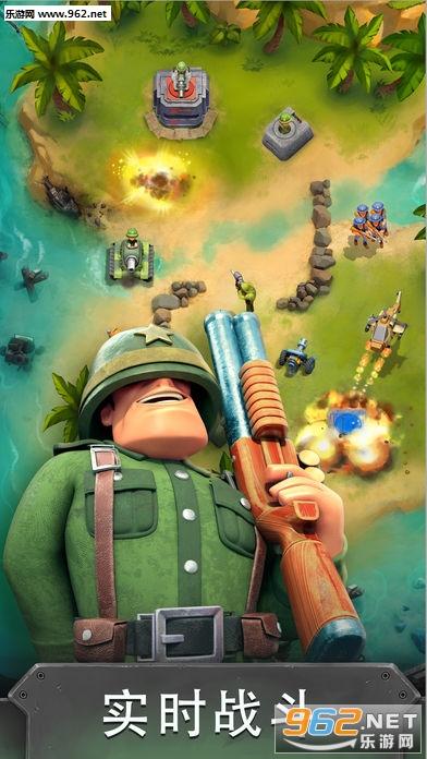战争英雄(War Heroes)苹果版v2.0_截图1
