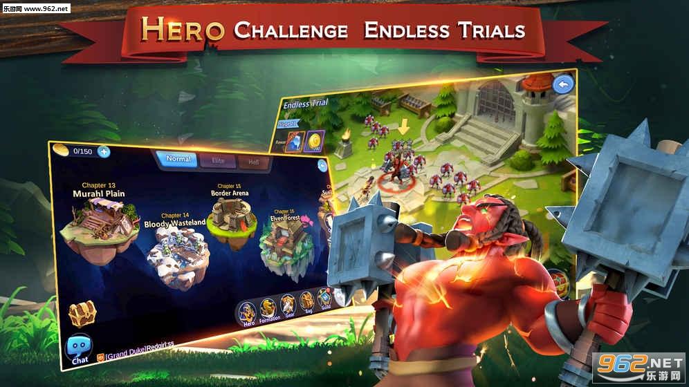 盖世英雄Final Heroes安卓版_截图