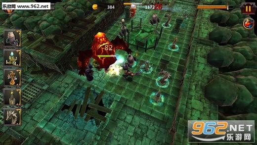 地牢危机游戏手机版v1.1.3截图3
