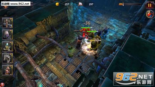地牢危机游戏手机版v1.1.3截图4