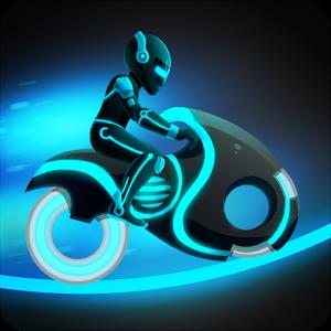 摩托车比赛霓虹城的骑手破解版