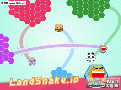 土地蛇大作战游戏中文版v1.0.1_截图