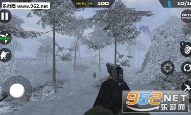 冬天的最后一天FPS前线狙击无限钞票版v1.1.1_截图3