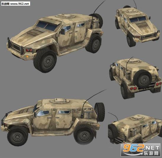 穿越火线荒岛特训攻略 载具武器选择推荐