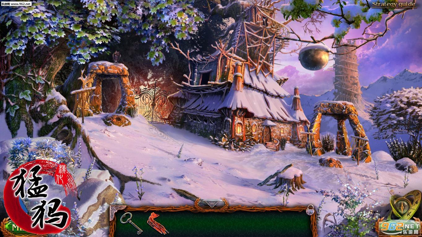 失落领地5:冰雪魔咒中文典藏版截图0