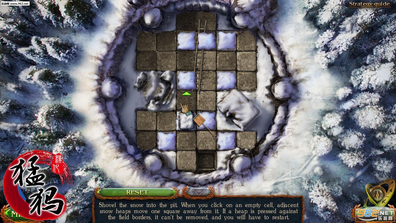 失落领地5:冰雪魔咒中文典藏版截图3