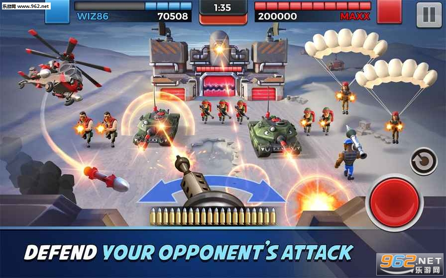 强大战斗Mighty Battles中文版_截图0