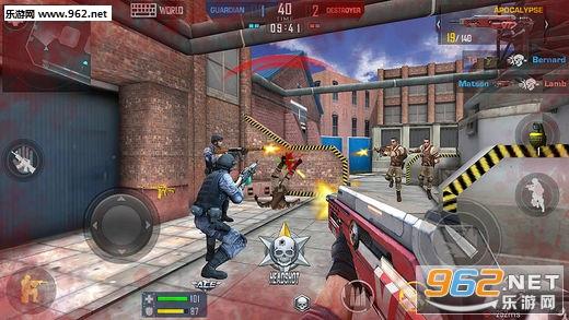 正义枪战九游版v15.2.0截图3