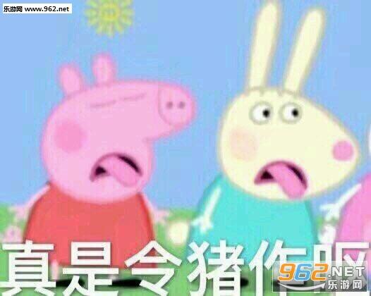 小猪佩奇式a表情表情|我好奇怪企业里空空的qq脑子表情包版弄怎么图片