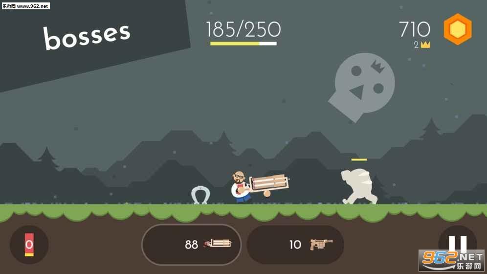 弹弓与僵尸Slingshots vs. Zombies_截图