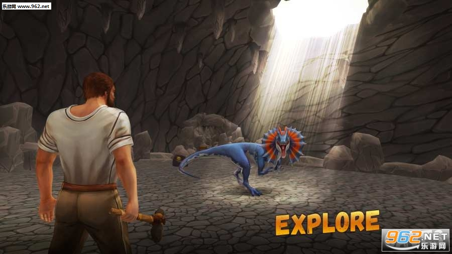 侏罗纪孤岛求生:方舟2内购破解版