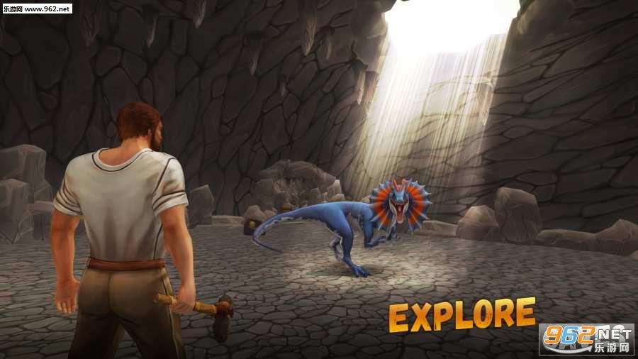 侏罗纪孤岛求生方舟2游戏下载|侏罗纪孤岛求生方舟2版