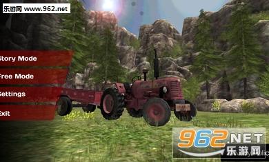 3D越野卡车司机中文版手机版v1.14_截图0