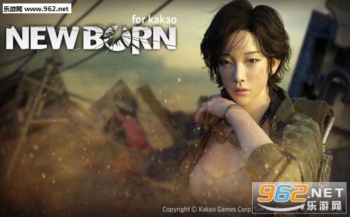 新生New Born游戏剧情介绍