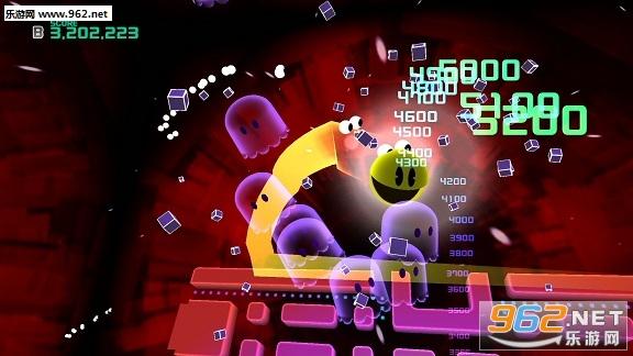 switch版《吃豆人锦标赛第2版PLUS》加入双人模式