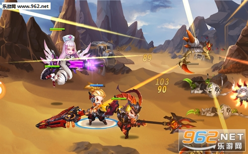 时空英雄2手游攻略操作篇 时空英雄2操作小技巧