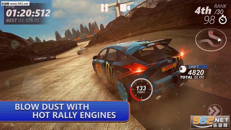 竞速线Raceline中文手机版v1.01_截图