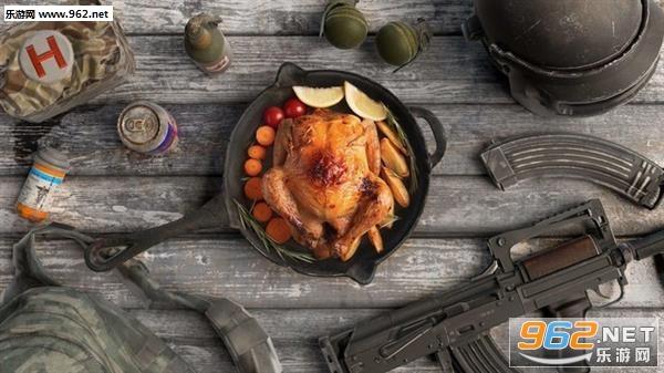 Pubg Chicken Dinner Wallpaper 4k: 让吃鸡变得轻松 58条实用技巧分享_乐游网