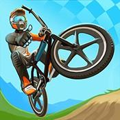 疯狂自行车越野秀2无限金币版