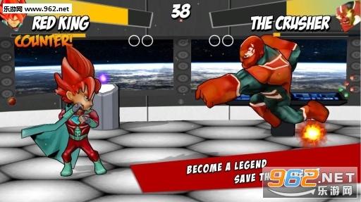 超级英雄自由格斗安卓破解版v1.5.0_截图3