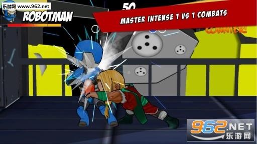 超级英雄自由格斗安卓破解版v1.5.0_截图4