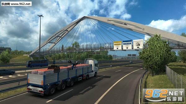 欧洲卡车模拟2:意大利PC中文版截图2