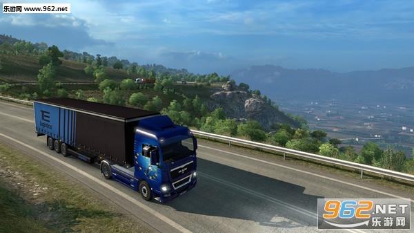 欧洲卡车模拟2:意大利PC中文版截图3